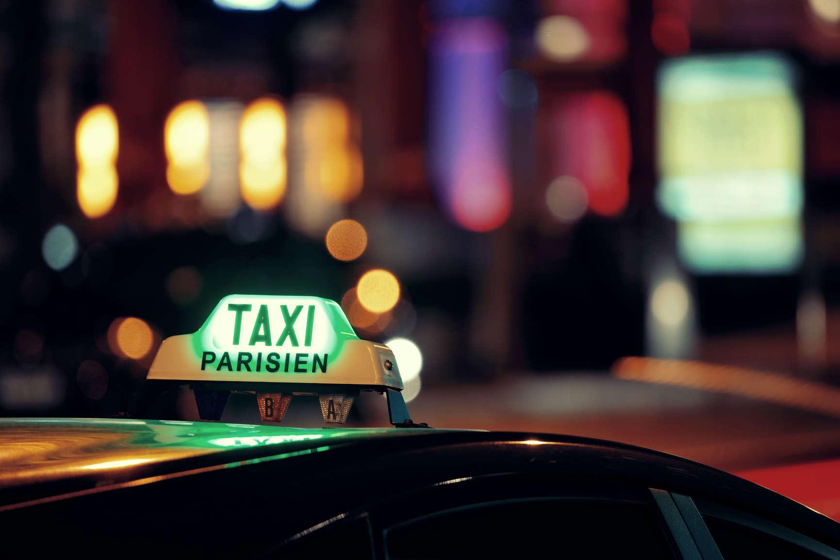 Paris Assurance Taxi