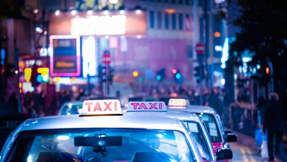 Contrat assurance taxi